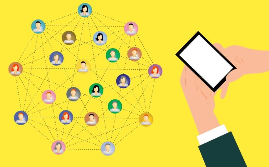 social network blog