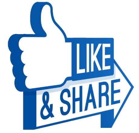 like organici facebook